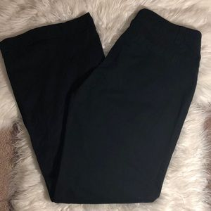 GAP STRETCH NAVY SIZE 10 PANTS